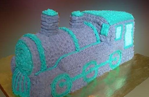Торт паровозик своими руками из крема пошагово 72